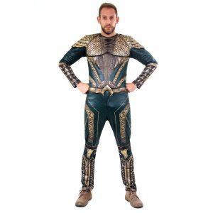 Fantasia Adulto Aquaman (Luxo)