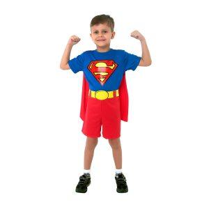Super Homem Curto