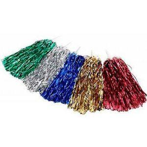 Pom Pom Metalizado – diversas cores – unidade