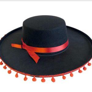 Chapéu Zorro Mexicano