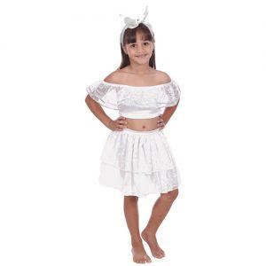 Fantasia Infantil Baianinha