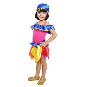 Fantasia Infantil Cigana