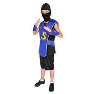 Fantasia Infantil Ninja