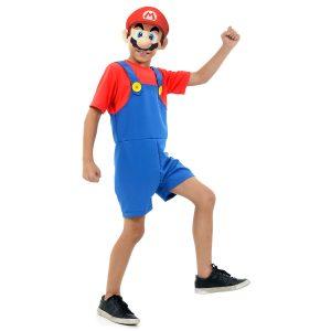 Mario Bros Curto