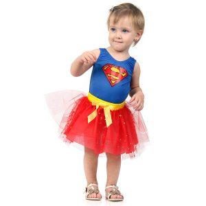 Super Mulher Dress Up – Bebê