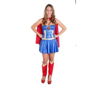 Super Mulher – Teen
