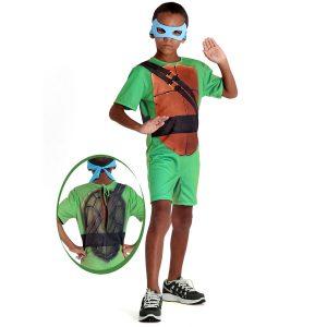 Tartarugas Ninjas Curto – Leonardo