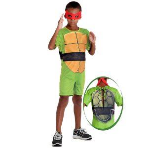 Tartarugas Ninjas Curto – Raphael