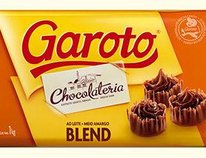 Garoto – Blend – Barra 1kg