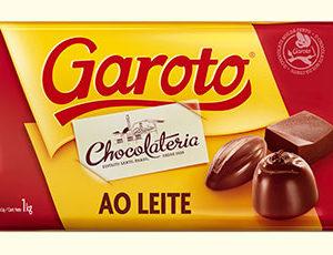 Garoto – Ao Leite – Barra 1kg