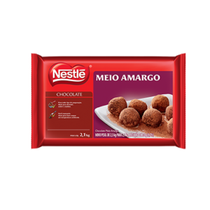 Chocolate Meio Amargo 1kg