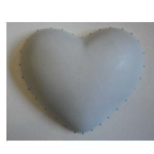 Embalarti forma acetato coração 500g