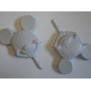 Embalarti forma acetato 0439 pirulito Mickey