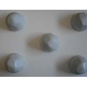 Embalarti forma acetato trufão amassado