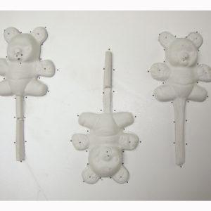 Embalarti forma acetato pirulito 4284 Urso