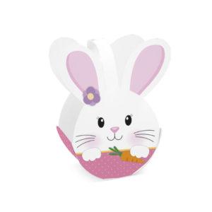 Caixa cesta – coelho soft rosal