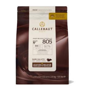 Chocolate Callets Amargo