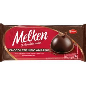 Melken Meio Amargo Barra 1,050 kg