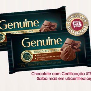 Chocolate Genuine ao Leite