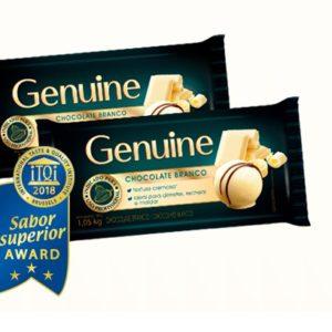 Chocolate Genuine Branco