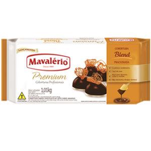 Cobertura Premium Sabor Chocolate Ao Leite e Meio Amargo Blend