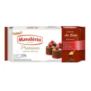 Cobertura Fracionada Premium Sabor Chocolate ao Leite