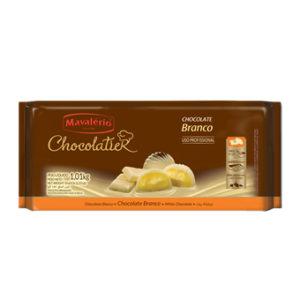 Chocolate Branco Chocolatier Mavalério
