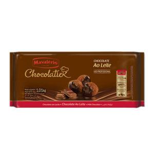 Chocolate ao Leite Chocolatier Mavalério