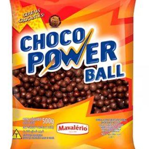 Choco Power Ball ao Leite 500g mavalerio