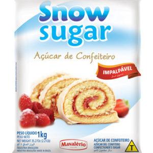 Açúcar de Confeiteiro Snow Sugar