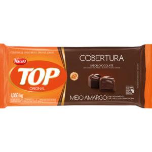 Top Meio Amargo Barra 1,050 kg