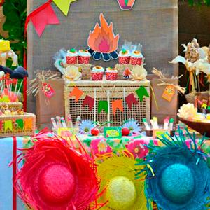 81525b13b856 Quer arrasar na decoração da Festa Junina e economizar? Veja nossas dicas e  faça você mesmo!